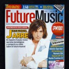 Riviste di musica: REVISTA FUTURE MUSIC Nº 100. JUNIO 2005. Lote 266217773