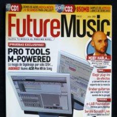 Riviste di musica: REVISTA FUTURE MUSIC Nº 101. JULIO 2005. Lote 266217903