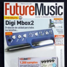 Riviste di musica: REVISTA FUTURE MUSIC Nº 106. DICIEMBRE 2005. Lote 266218893