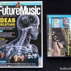 Riviste di musica: REVISTA FUTURE MUSIC Nº 126 + DVD. AGOSTO 2007. Lote 266225213