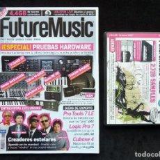 Riviste di musica: REVISTA FUTURE MUSIC Nº 128 + DVD. OCTUBRE 2007. Lote 266225373