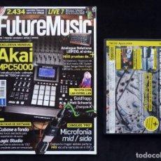 Riviste di musica: REVISTA FUTURE MUSIC Nº 138 + DVD. AGOSTO 2008. Lote 266226183
