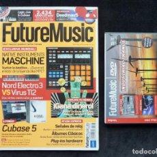 Riviste di musica: REVISTA FUTURE MUSIC Nº 147 + DVD. MAYO 2009. Lote 266226928