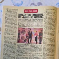 Riviste di musica: REVISTA CON LOQUILLO ABC 1986. Lote 268810294