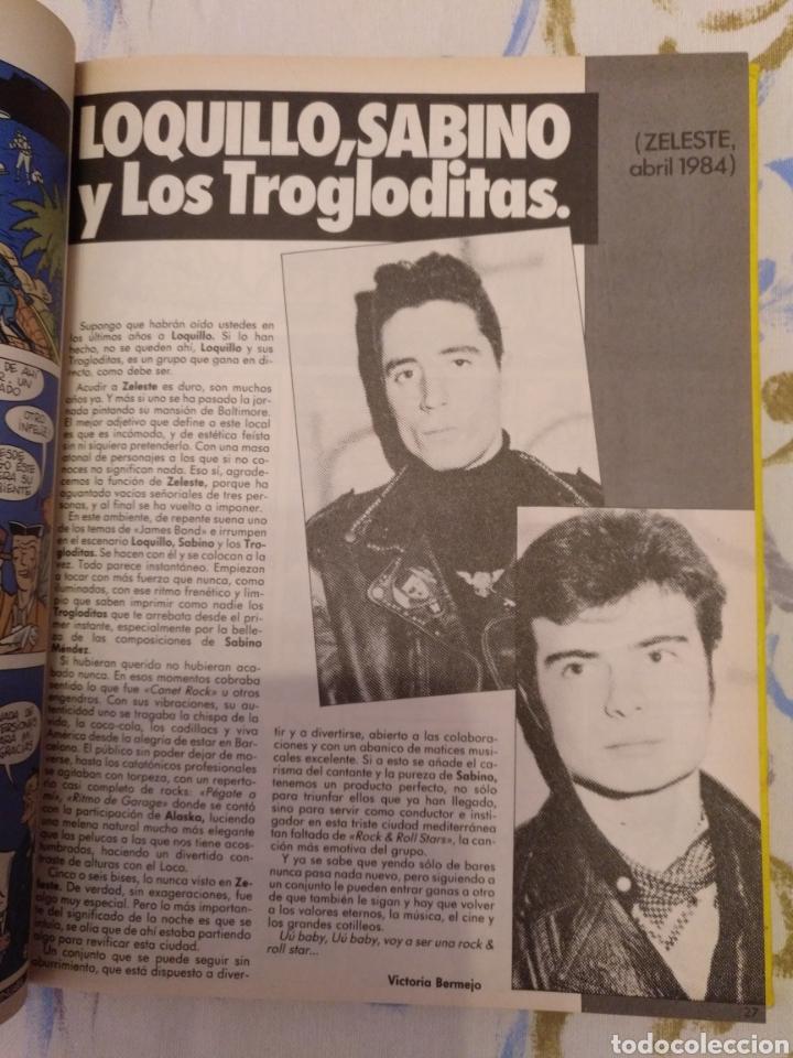 REVISTA CÓMIC CAIRO TOMO 1984 CON LOQUILLO (Música - Revistas, Manuales y Cursos)