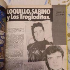 Riviste di musica: REVISTA CÓMIC CAIRO TOMO 1984 CON LOQUILLO. Lote 268817634