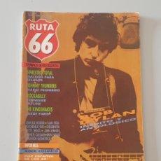 Riviste di musica: REVISTA RUTA 66 N°6 ABRIL 1986. Lote 268970449
