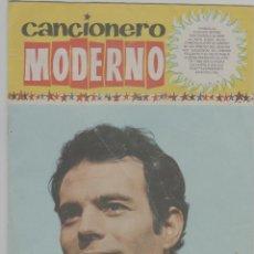 Revistas de música: LOTE A-CANCIONERO MODERNO JULIO IGLESIAS. Lote 269257133