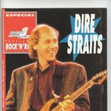 Revistas de música: DIRE STRAITS: ESPECIAL DE POPULAR 1- NUEVISIMA- COMPLETA -POSTER- COLECCIONISTAS!!!FOTOS INEDITAS. Lote 270544633