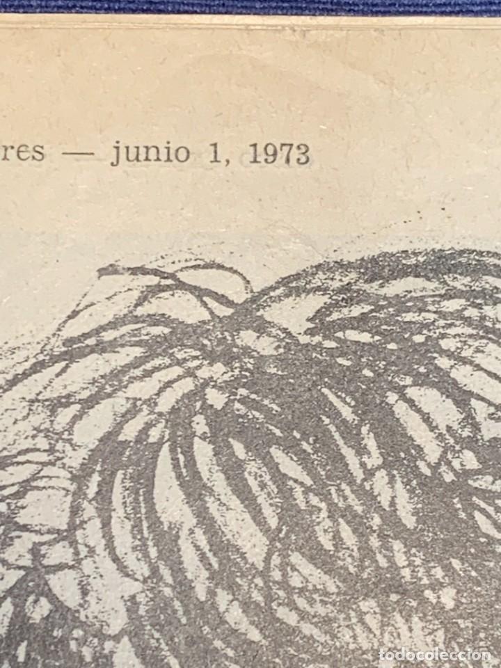 Revistas de música: PERIODICO DISCO EXPRES Nº 226 AÑO 1973 LED ZEPPELIN 35X27CMS - Foto 4 - 270943263