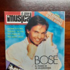 Riviste di musica: REVISTA EL GRAN MUSICAL. N°268. JUNIO 1986. CON EL POSTER. BUEN ESTADO.. Lote 275925918
