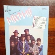 Magazines de musique: REVISTA MIXMAG THE VOICE BEHIND THE MUSIC. N°43. AGOSTO 1986. EN INGLES. BUEN ESTADO.. Lote 275942478