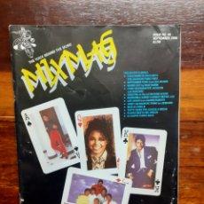 Riviste di musica: REVISTA MIXMAG THE VOICE BEHIND THE MUSIC. N°44. SEPTIEMBRE 1986. EN INGLES. BUEN ESTADO.. Lote 275943138