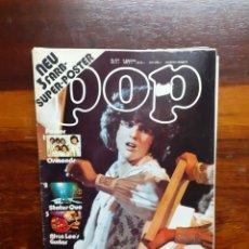 Riviste di musica: REVISTA POP. EDICION ALEMANA. N°2/74. CON POSTER DE GRAN TAMAÑO.. Lote 275948158
