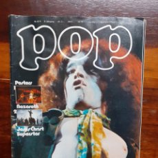 Riviste di musica: REVISTA POP. EDICION ALEMANA. N°6/74. SIN POSTER.. Lote 275949593