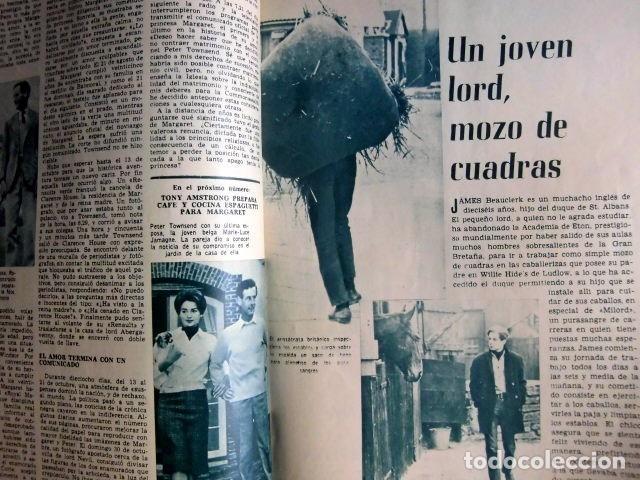 Revistas de música: BEATLES REVISTA GARBO EJEMPLAR EDITORIAL ORIGINAL EPOCA ESPAÑA ABRIL 1965 COMPLETA EXCELENTE - Foto 10 - 276257878