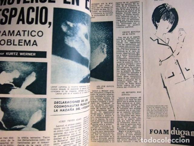 Revistas de música: BEATLES REVISTA GARBO EJEMPLAR EDITORIAL ORIGINAL EPOCA ESPAÑA ABRIL 1965 COMPLETA EXCELENTE - Foto 11 - 276257878