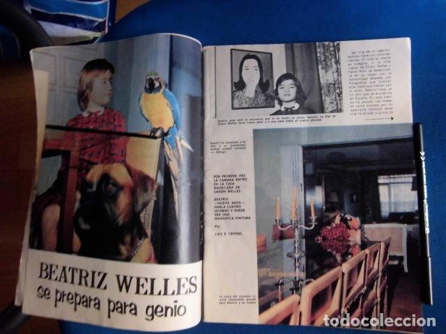 Revistas de música: BEATLES REVISTA GARBO EJEMPLAR EDITORIAL ORIGINAL EPOCA ESPAÑA ABRIL 1965 COMPLETA EXCELENTE - Foto 14 - 276257878