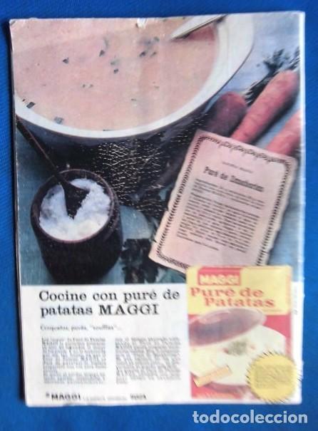Revistas de música: BEATLES REVISTA GARBO EJEMPLAR EDITORIAL ORIGINAL EPOCA ESPAÑA ABRIL 1965 COMPLETA EXCELENTE - Foto 15 - 276257878
