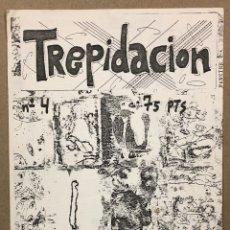 Riviste di musica: TREPIDACIÓN N° 4 (BARCELONA 1983). HISTÓRICO FANZINE ORIGINAL; DERRIBOS ARIAS, CARLOS BERLANGA, LA M. Lote 276544008