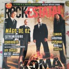Revistas de música: ROCK ESTATAL REVISTA 2 KOMA MAGO DE OZ EXTREMODURO ESKORBUTO LOS SUAVES. Lote 277166053