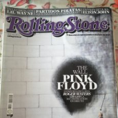 Revistas de música: ROLLING STONE REVISTA 137 PINK FLOYD ELTON JOHN. Lote 277183603