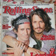 Revistas de música: ROLLING STONE REVISTA 92 MARILYN MANSON LA MALA TARANTINO. Lote 277183863