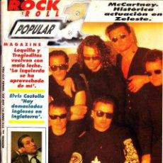 Revistas de música: REVISTA POPULAR 1 NUMERO 214 INXS. Lote 280123123