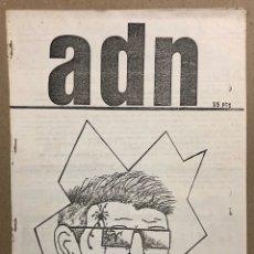 Riviste di musica: ADN N° 0 (SAN SEBASTIÁN 1983). HISTÓRICO FANZINE ORIGINAL; DERRIBOS ARIAS, PARÁLISIS PERMANENTE,…. Lote 287360208