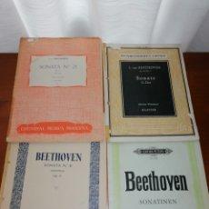 Revistas de música: BEETHOVEN. Lote 287947108