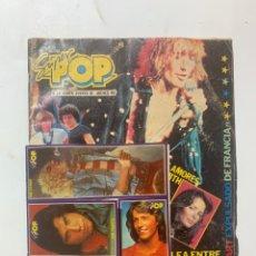 Revistas de música: REVISTA SUPER POP SUPERPOP Nº 28 LOS PECOS BEE GEES ROD STEWART LOREDANA BERTE. Lote 287947798