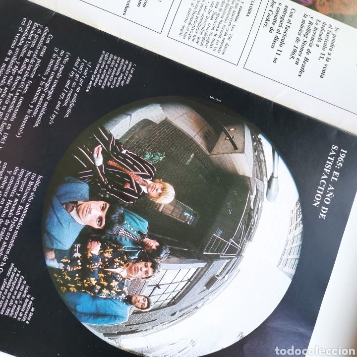 Revistas de música: Historia de la Música Rock de Orbis nº10. Rolling Stones - Foto 3 - 288130253