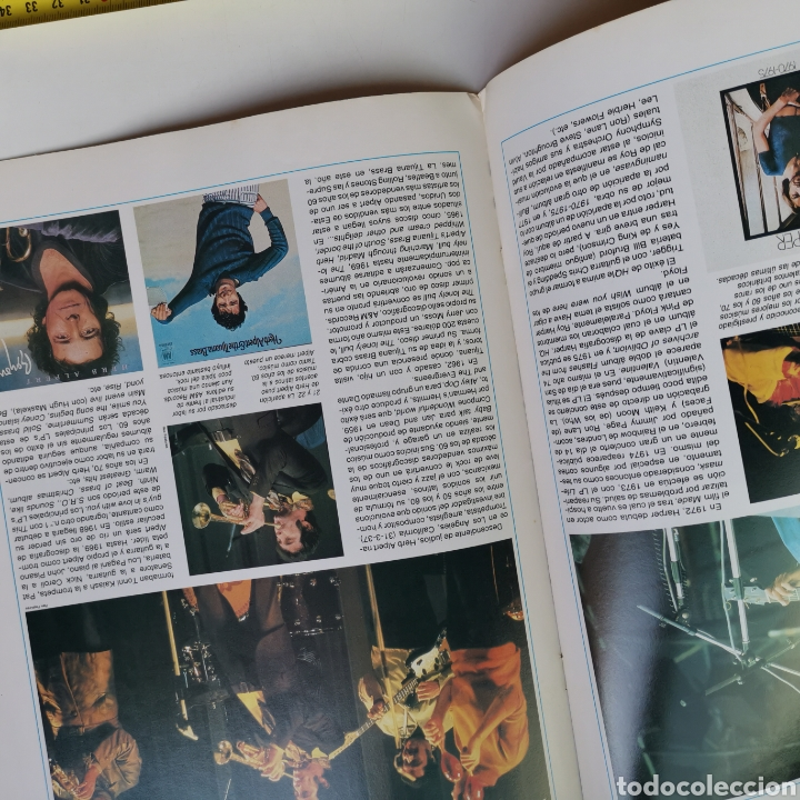 Revistas de música: Historia de la Música Rock de Orbis nº10. Rolling Stones - Foto 7 - 288130253