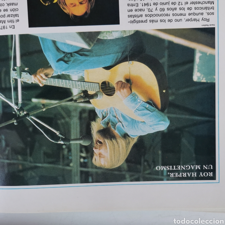 Revistas de música: Historia de la Música Rock de Orbis nº10. Rolling Stones - Foto 8 - 288130253