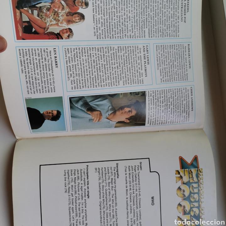 Revistas de música: Historia de la Música Rock de Orbis nº10. Rolling Stones - Foto 9 - 288130253