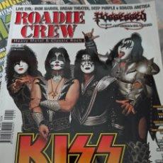 Revistas de música: KISS READIE CREW 2008 POSSESSED. Lote 288363593