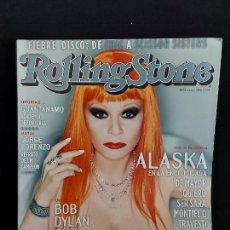 Revistas de música: ROLLING STONE / 84 / OCTUBRE 2006 / ALASKA EN LA ENCRUCIJADA / COMO NUEVA. Lote 288370623
