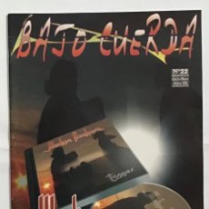 Revistas de música: BAJO CUERDA 22 MEDINA AZAHARA ROSENDO ESKORZO NUEVAS MÚSICAS. Lote 289481633