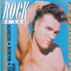 Revistas de música: REVISTA ROCK DE LUX NUMERO 42 MORRISSEY. Lote 294384048
