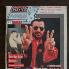 Revistas de música: POPULAR 1 # 224 - RINGO STARR (THE BEATLES). Lote 295774113