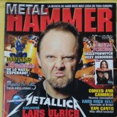 Revistas de música: REVISTA METAL HAMMER 268, MARZO 2010. Lote 295781853