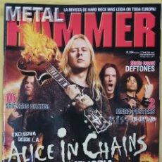 Revistas de música: REVISTA METAL HAMMER 264, NOVIEMBRE 2009. Lote 295784488