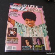 Revistas de música: REVISTA POPULAR 1 Nº 554 LITTLE RICHARD HARVEY KEITEL BUNBURY BLACK CROWES 2020. Lote 296622313