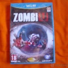 Nintendo Wii U: NINTENDO WII U - ZOMBI U - NUEVO PRECINTADO - PAL ESPAÑA. Lote 46687730