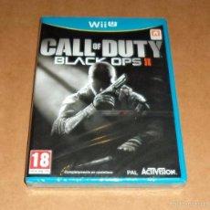 Nintendo Wii U: CALL OF DUTY : BLACK OPS II PARA NINTENDO WII U ,A ESTRENAR, PAL. Lote 210077333