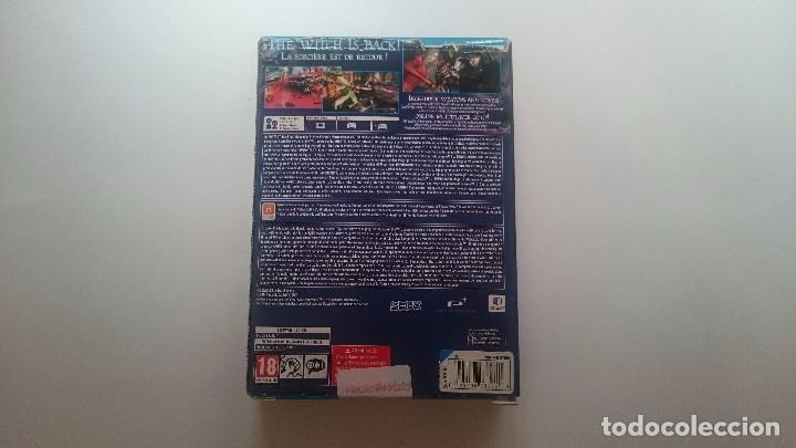 Nintendo Wii U: BAYONETTA 1 + 2 EDICION ESPECIAL LIMITADA COLECCIONISTA PAL WII U WIIU NUEVO - Foto 2 - 64595683