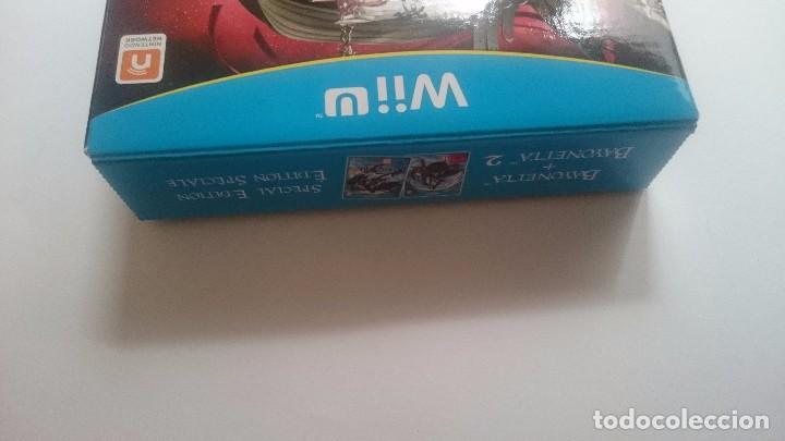 Nintendo Wii U: BAYONETTA 1 + 2 EDICION ESPECIAL LIMITADA COLECCIONISTA PAL WII U WIIU NUEVO - Foto 6 - 64595683