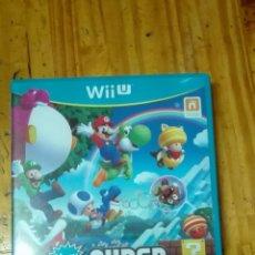 Nintendo Wii U: NEW SUPER MARIO BROS U NINTENDO WII U. Lote 72655157