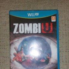 Nintendo Wii U: JUEGO NINTENDO WII U - ZOMBI U PAL ESPAÑA COMPLETO!!!. Lote 75543359