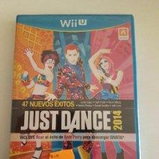 Nintendo Wii U: JUST DANCE 2014 (PRECINTANDO). Lote 83093032